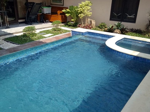 kontraktor kolam renang rawamangun